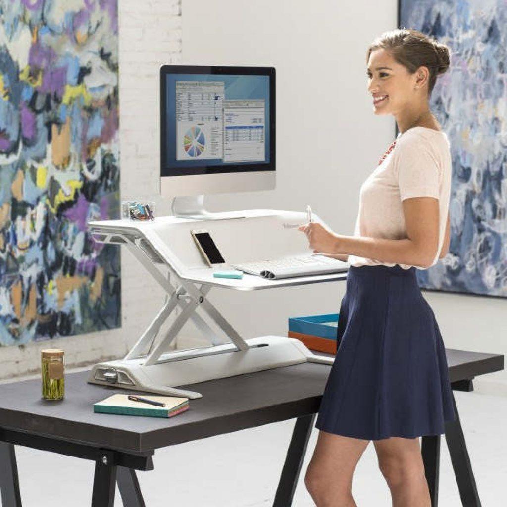 poste de travail assis debout pas cher comparatif